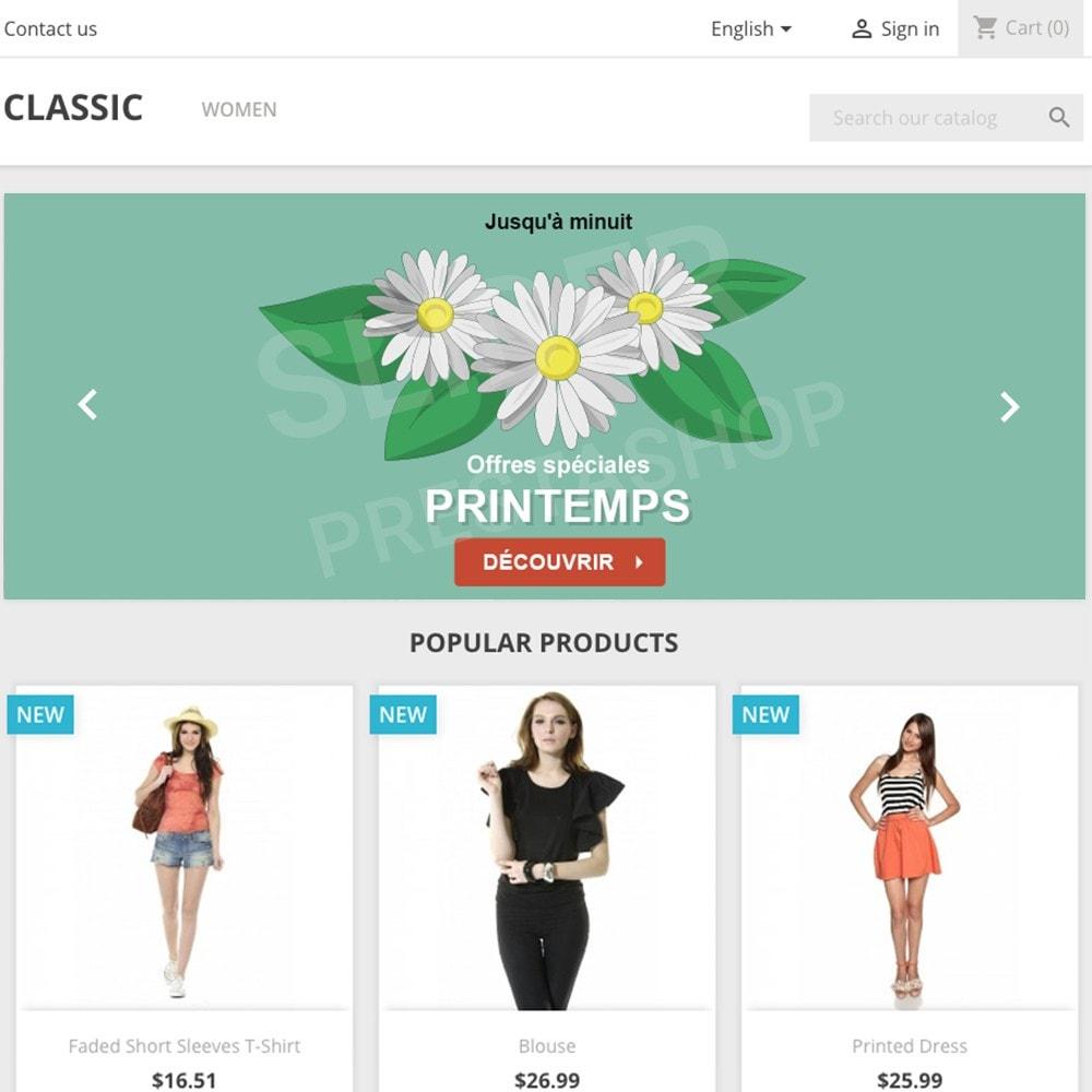 other - Visuels pour Promotions - 5 Visuels Promo - Printemps - 1.7 - 2
