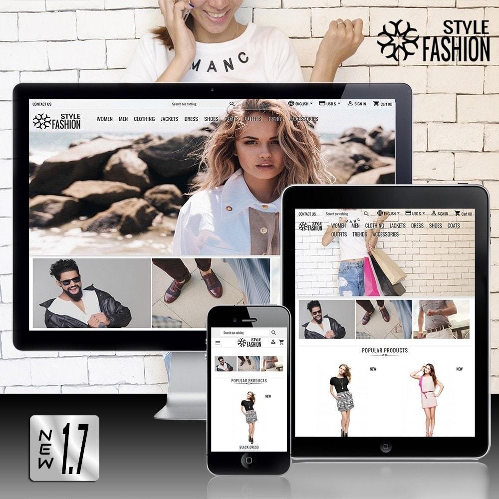 theme - Mode & Schoenen - Classic Style Fashion - 1