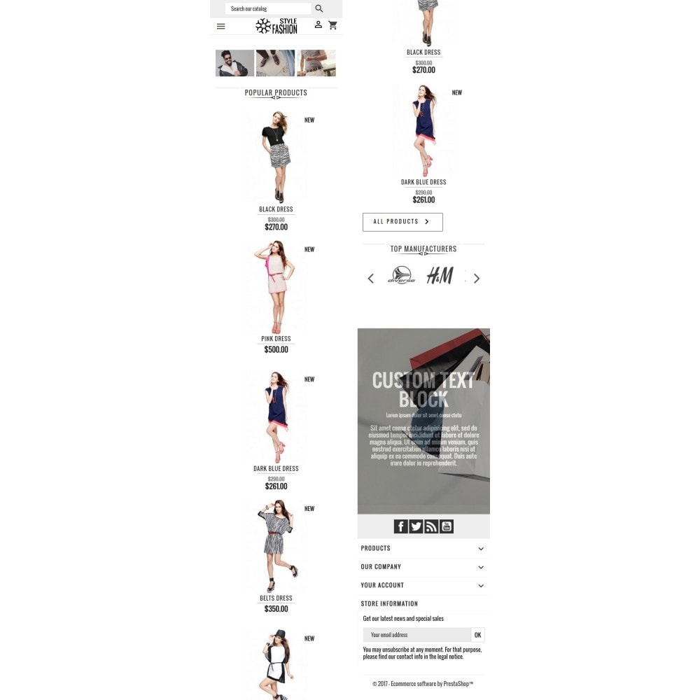 theme - Fashion & Shoes - Classic Style Fashion - 7