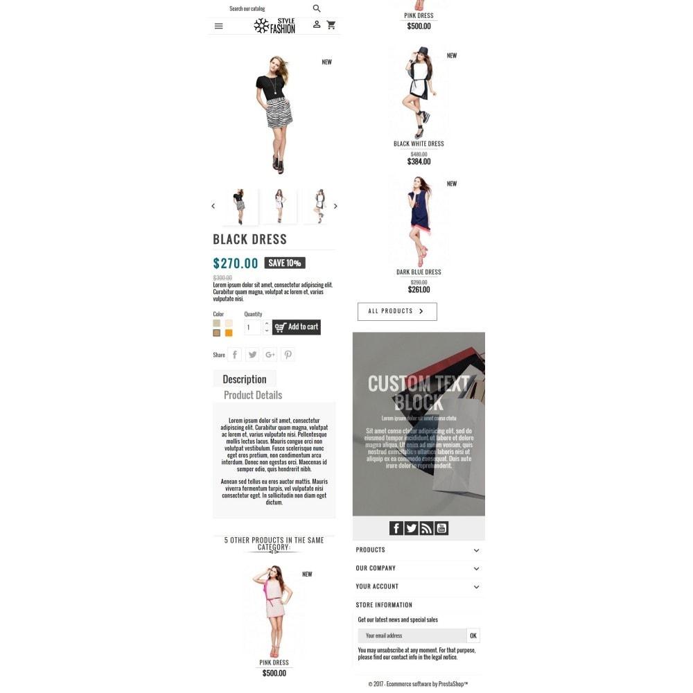 theme - Fashion & Shoes - Classic Style Fashion - 8