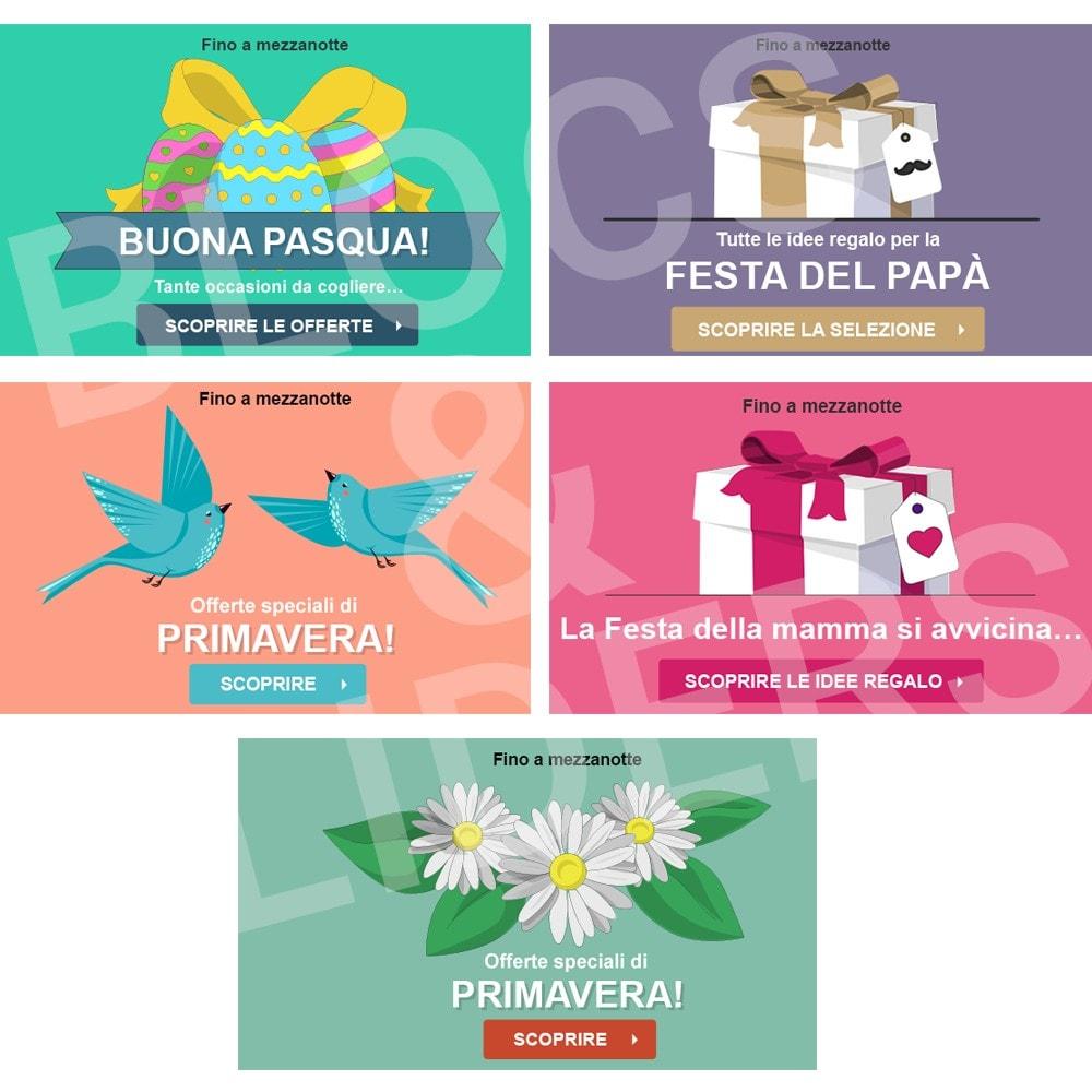 other - Immagini - promozioni - 5 Immagini Promo - Primavera - 1.7 - 1