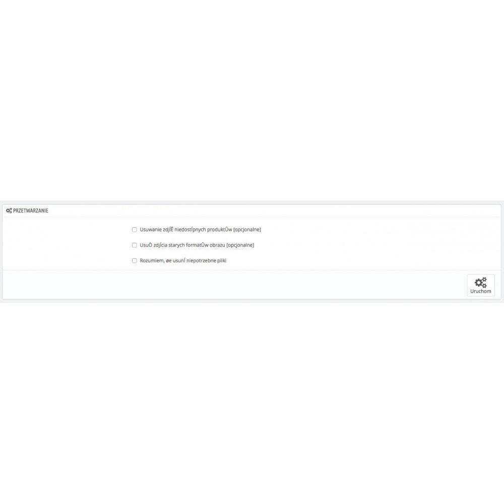 module - Wydajnośc strony - Usuwanie niepotrzebnych obrazów produktu - 3