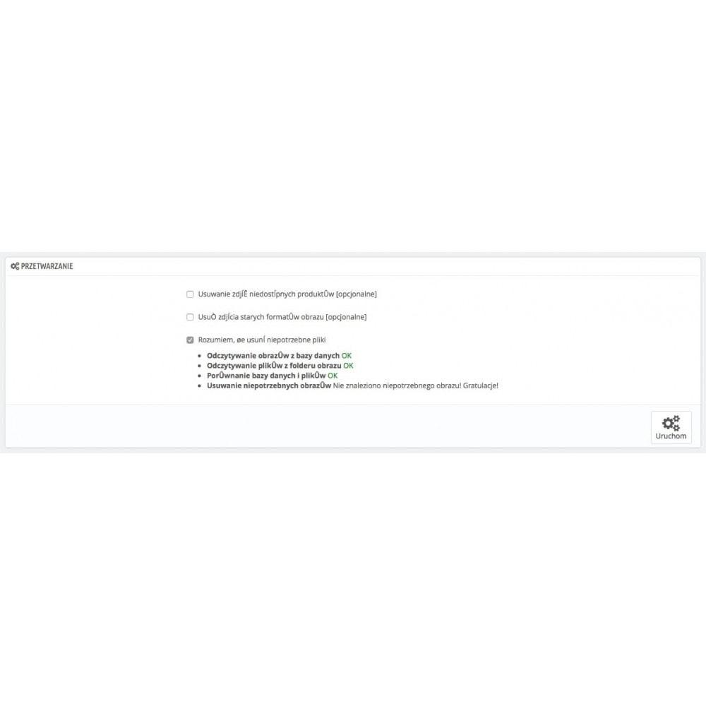 module - Wydajnośc strony - Usuwanie niepotrzebnych obrazów produktu - 1