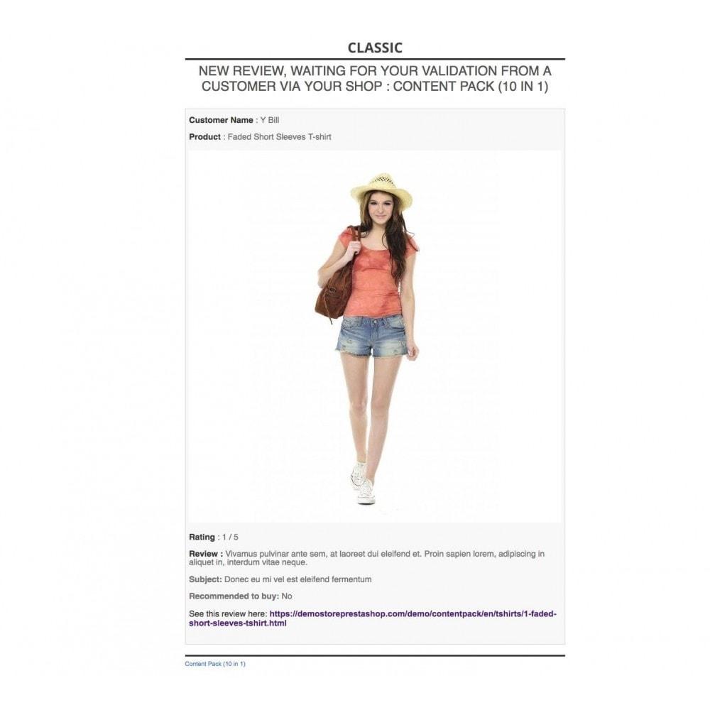 module - Blog, Fórum & Notícias - Content Pack (10 in 1) - 68