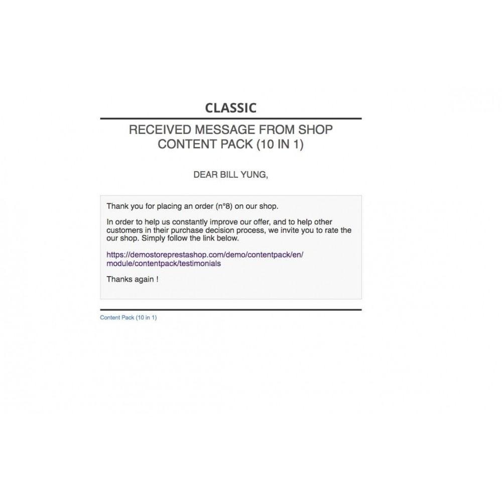 module - Blog, Fórum & Notícias - Content Pack (10 in 1) - 79