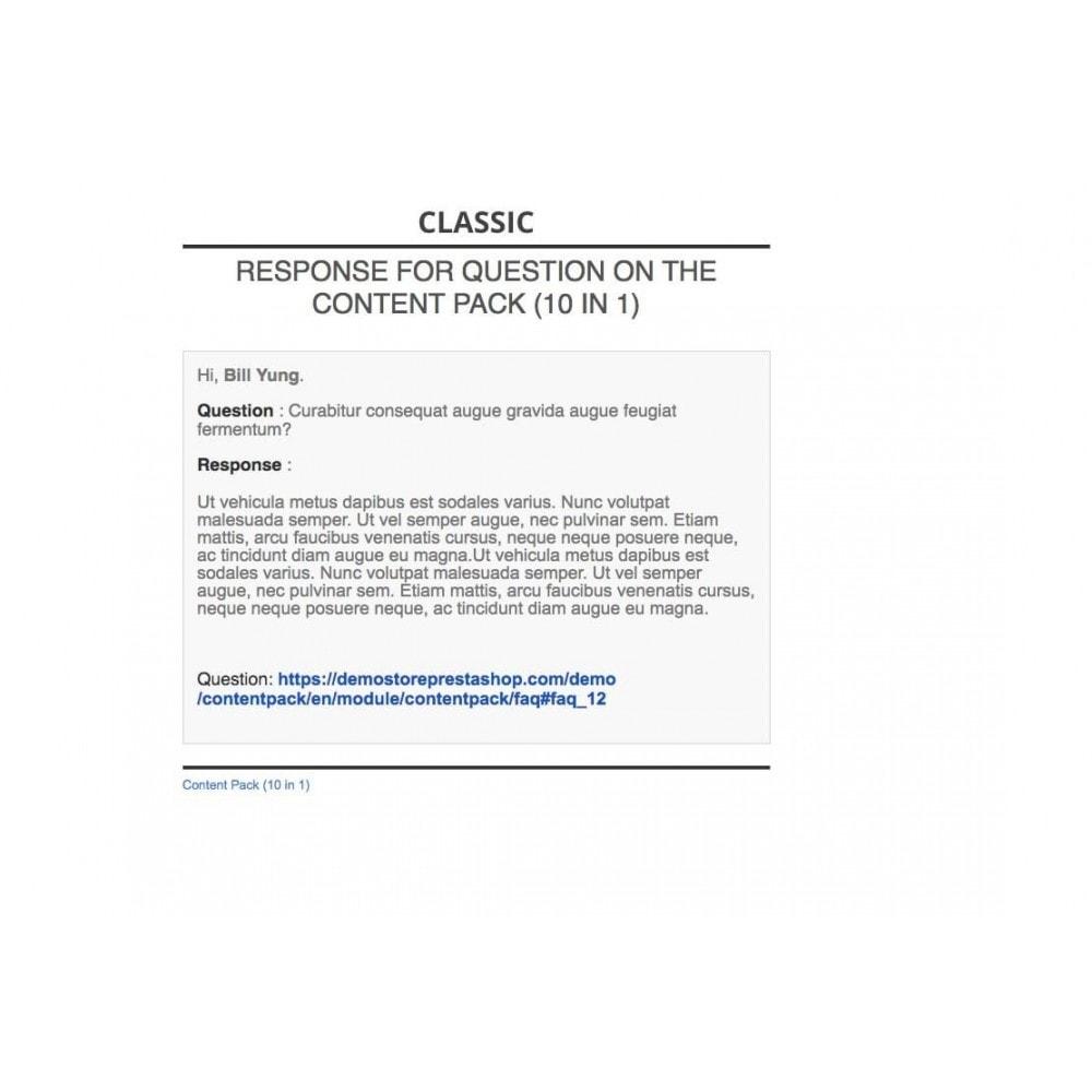 module - Blog, Fórum & Notícias - Content Pack (10 in 1) - 82