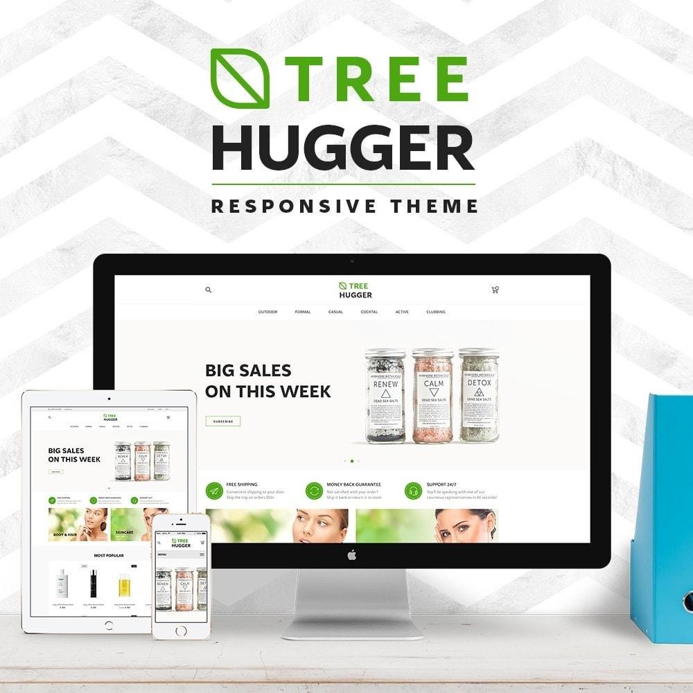 theme - Gesundheit & Schönheit - Tree Hugger Cosmetics - 1