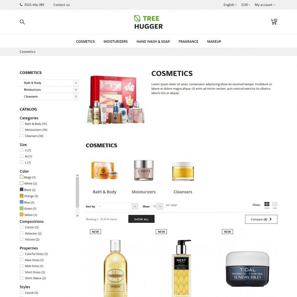 theme - Gesundheit & Schönheit - Tree Hugger Cosmetics - 4
