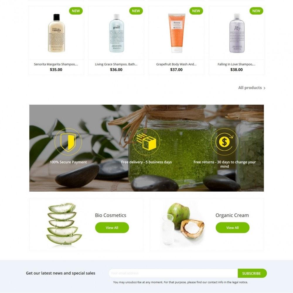 theme - Gezondheid & Schoonheid - BioOrganic - 3