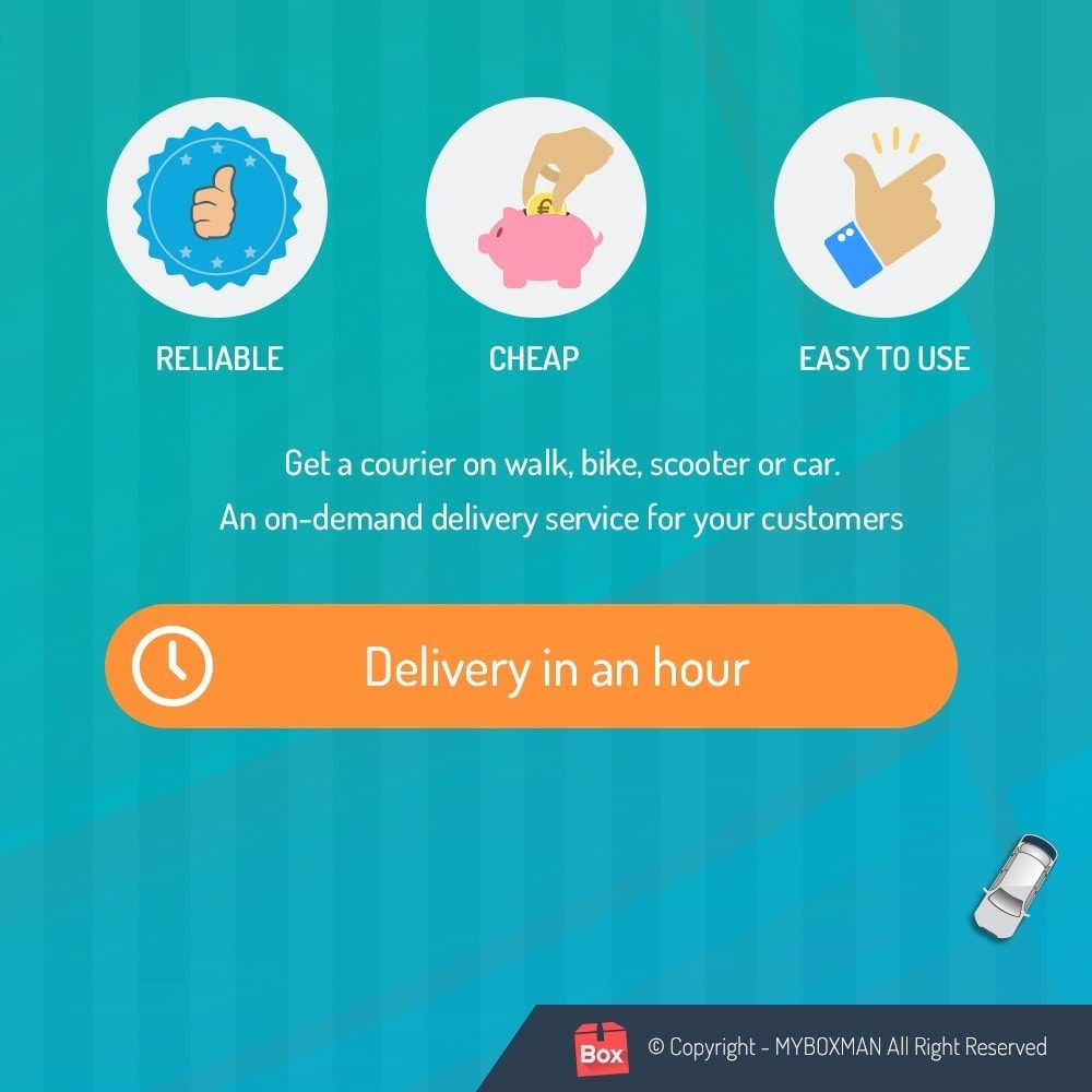 module - Kurierzy - MyBoxMan - Express local deliveries 7/7 - 5