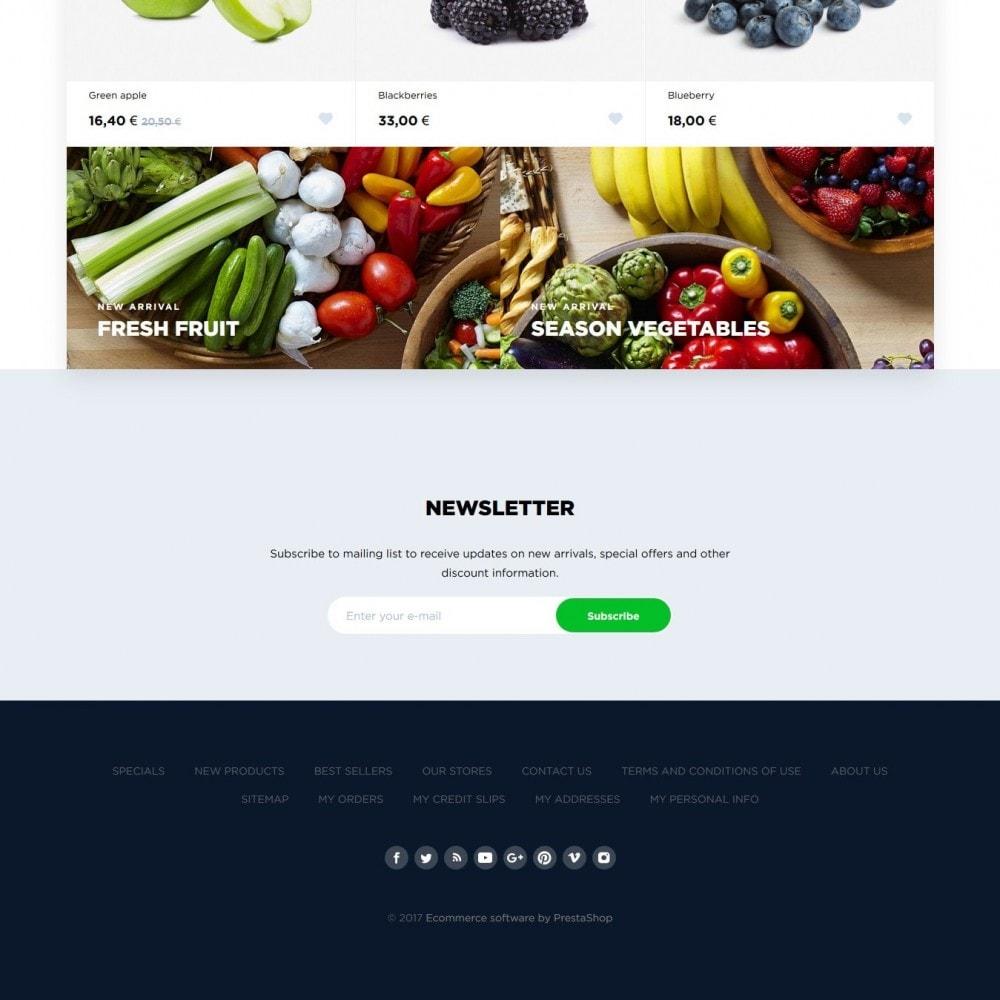theme - Lebensmittel & Restaurants - Sunny Valley Cosmetics - 5