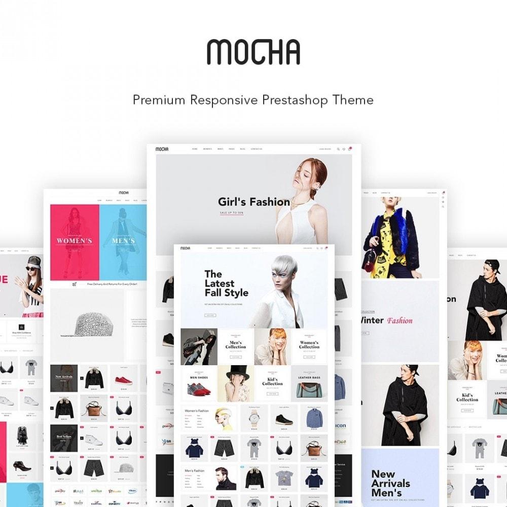 theme - Mode & Chaussures - JMS Mocha - 1