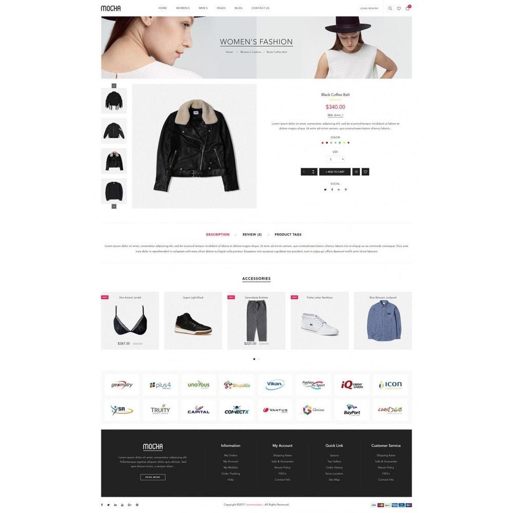 theme - Mode & Chaussures - JMS Mocha - 13