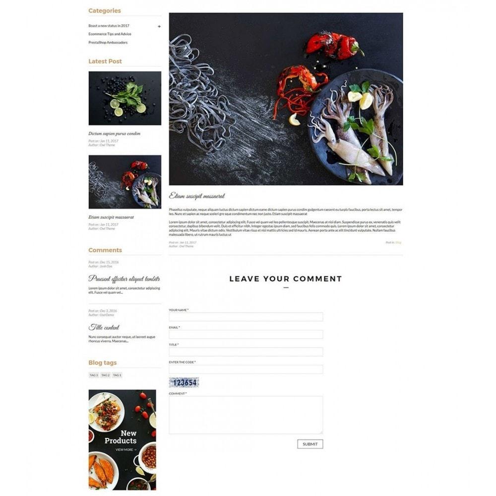 theme - Продовольствие и рестораны - JiKo Food & Drink - 9