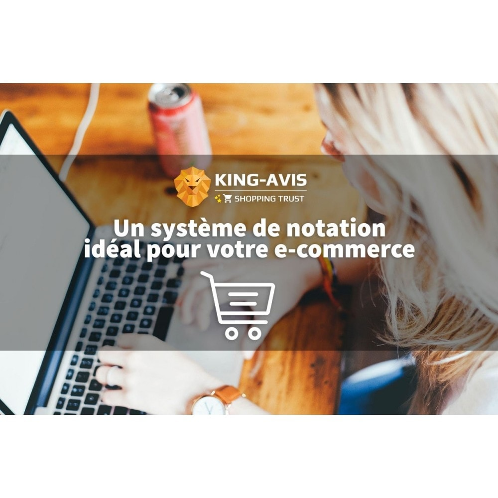 module - Klantbeoordelingen - King-Avis : Collect reviews - 1