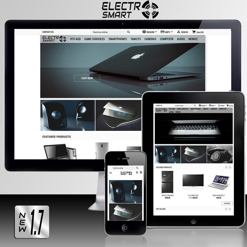 theme - Elektronik & High Tech - Electro Smart - 1