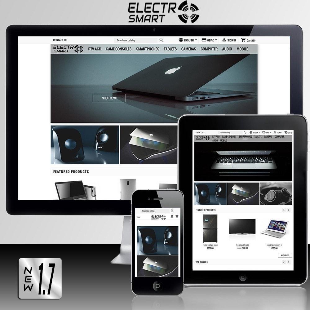 theme - Elektronika & High Tech - Electro Smart - 2