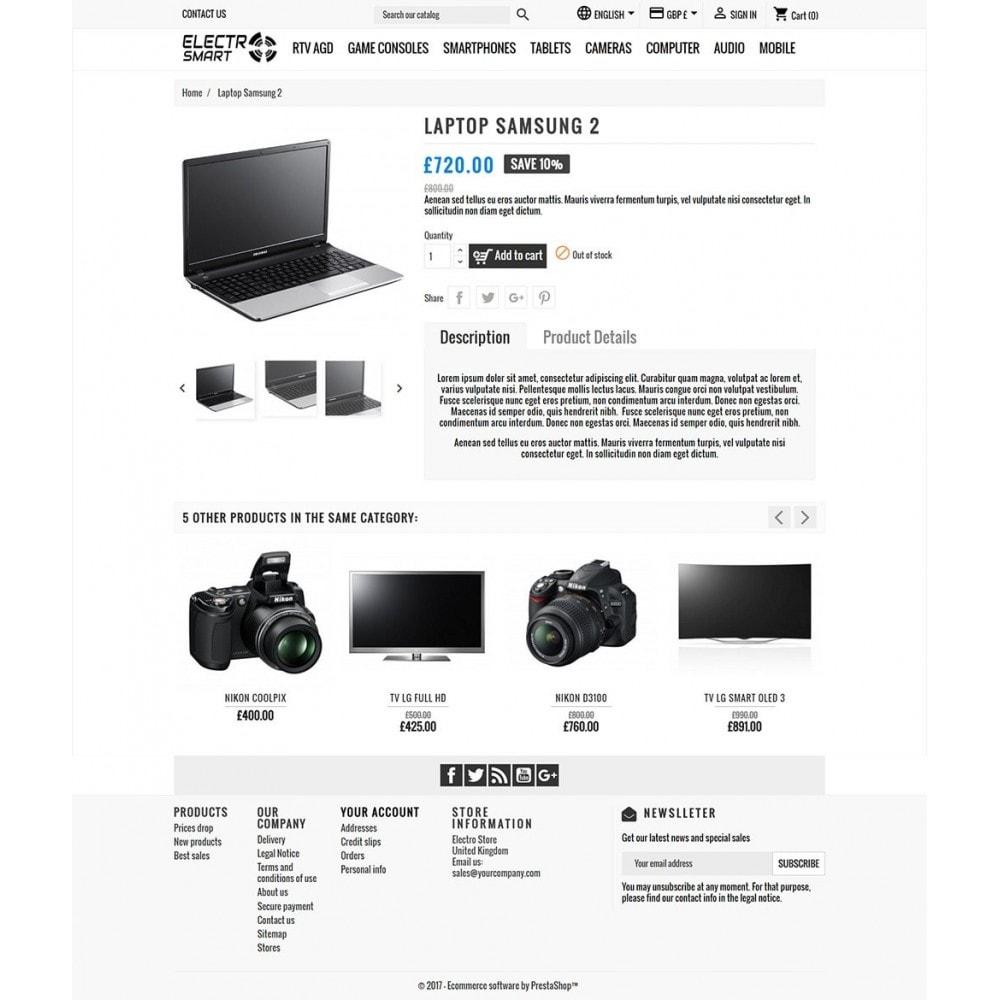 theme - Elektronika & High Tech - Electro Smart - 4