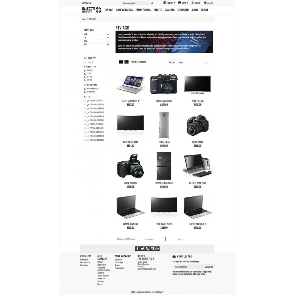theme - Elektronika & High Tech - Electro Smart - 5