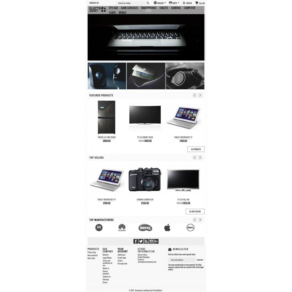 theme - Elektronika & High Tech - Electro Smart - 7