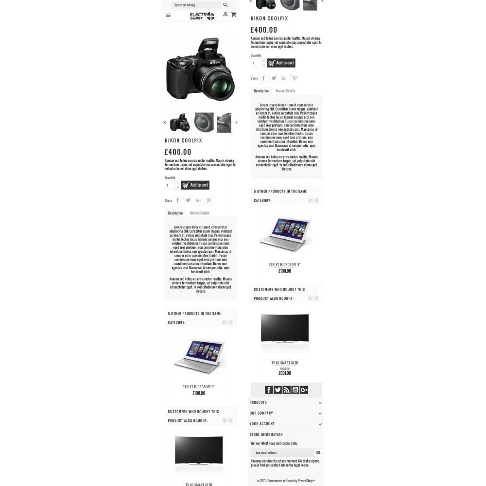 theme - Elektronika & High Tech - Electro Smart - 8