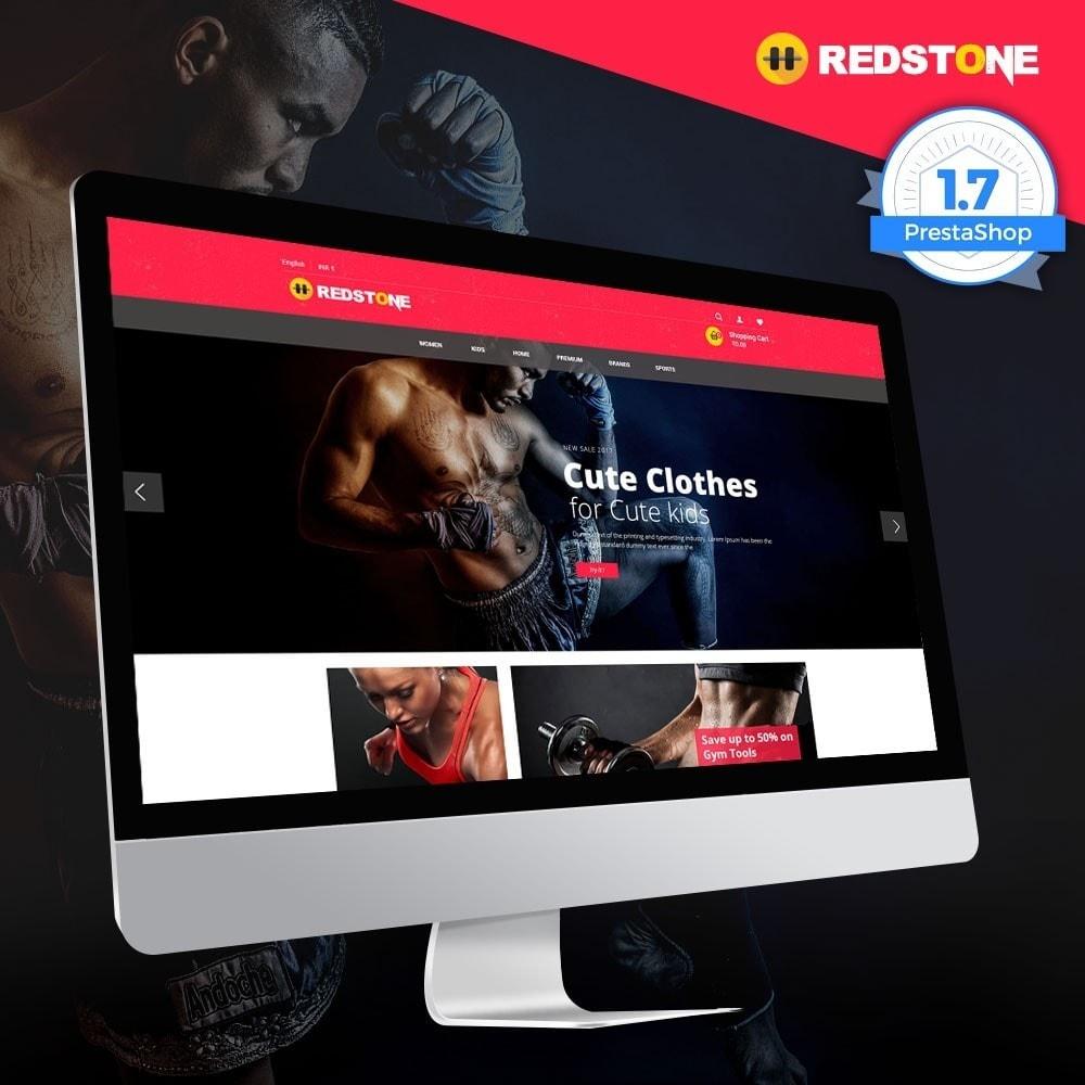 theme - Спорт и Путешествия - Gym   Multipupose Store - 1