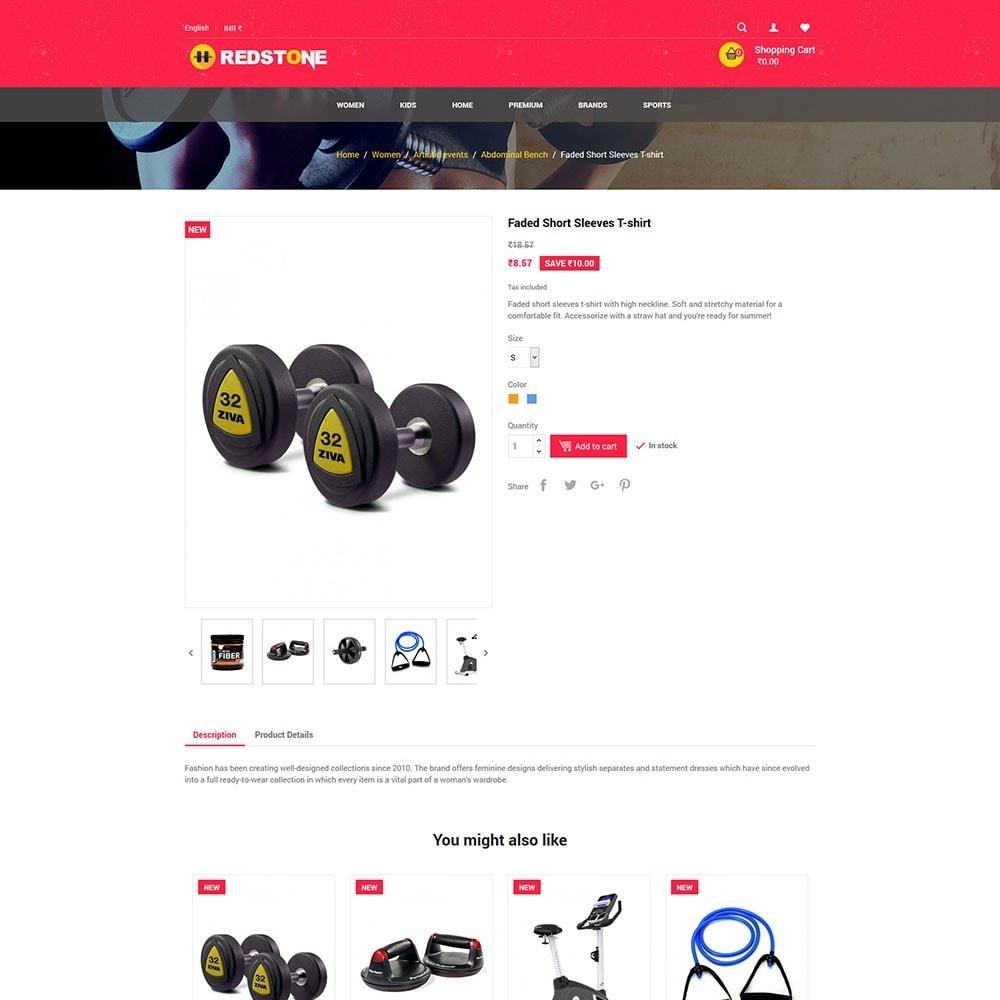 theme - Sport, Attività & Viaggi - Gym   Multipupose Store - 3