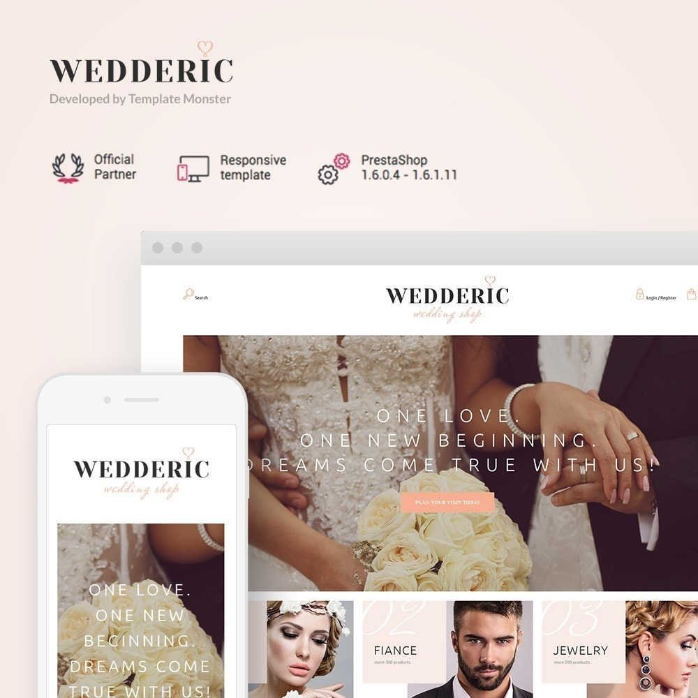 theme - Gifts, Flowers & Celebrations - Wedderic - Wedding Shop - 2