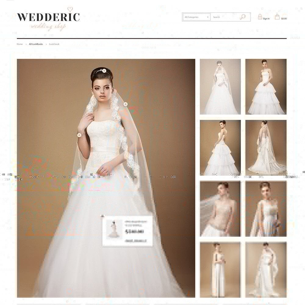 theme - Gifts, Flowers & Celebrations - Wedderic - Wedding Shop - 7