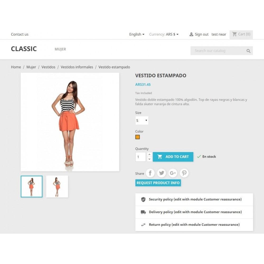 module - Formulario de contacto y Sondeos - Request Product Info - 2