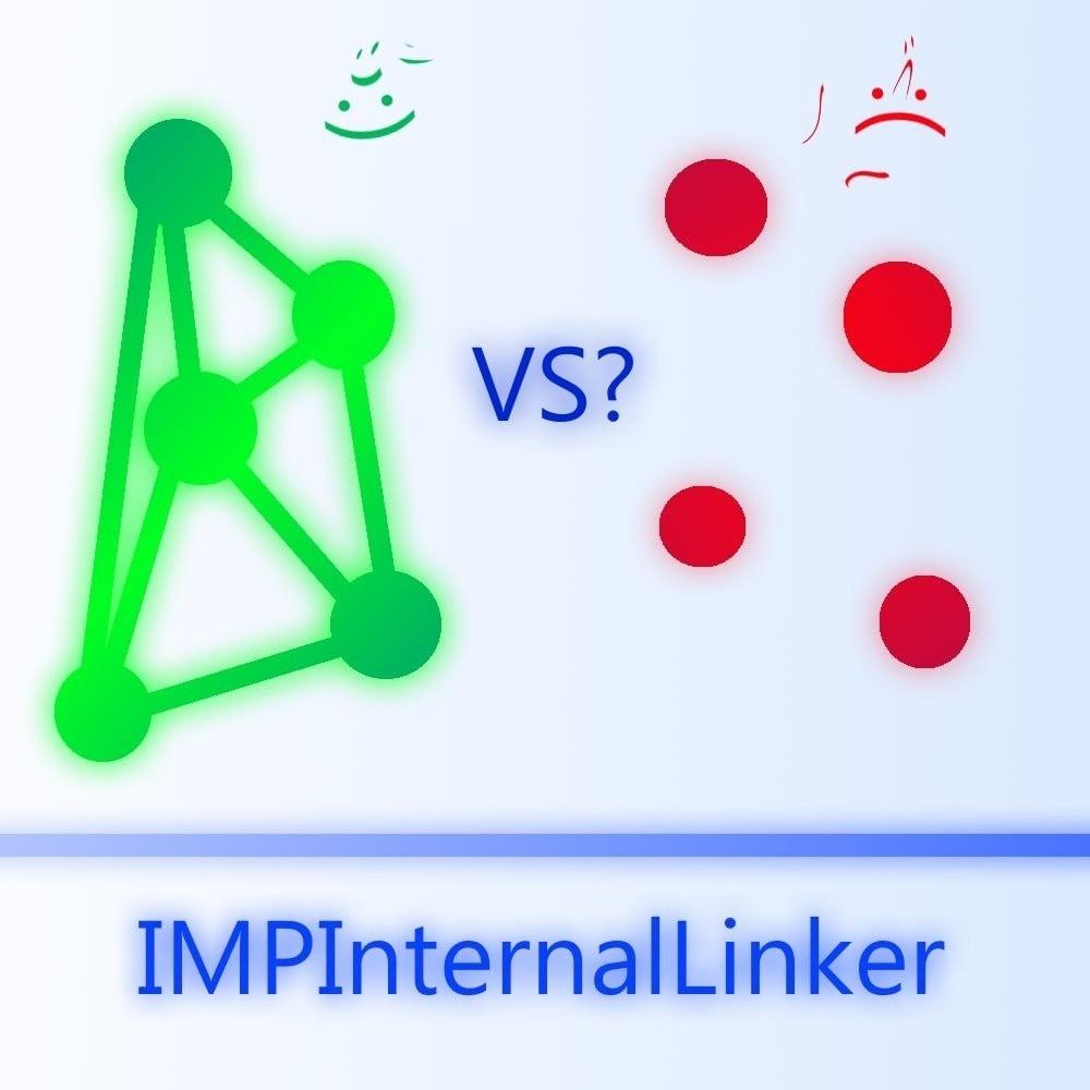 module - SEO (Posicionamiento en buscadores) - IM Presta Product Accessories Internal Linker - 2