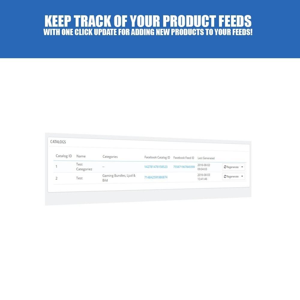 module - Produtos nas Facebook & Redes Sociais - Export Your Product Catalog for Dynamic Ads - 4