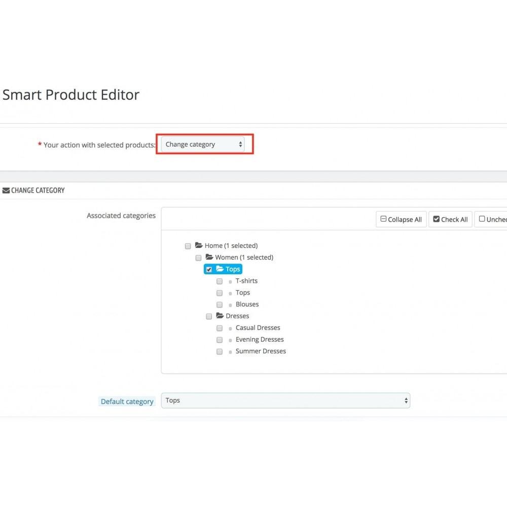 module - Быстрое & массовое редактирование - Smart Product Editor - 8
