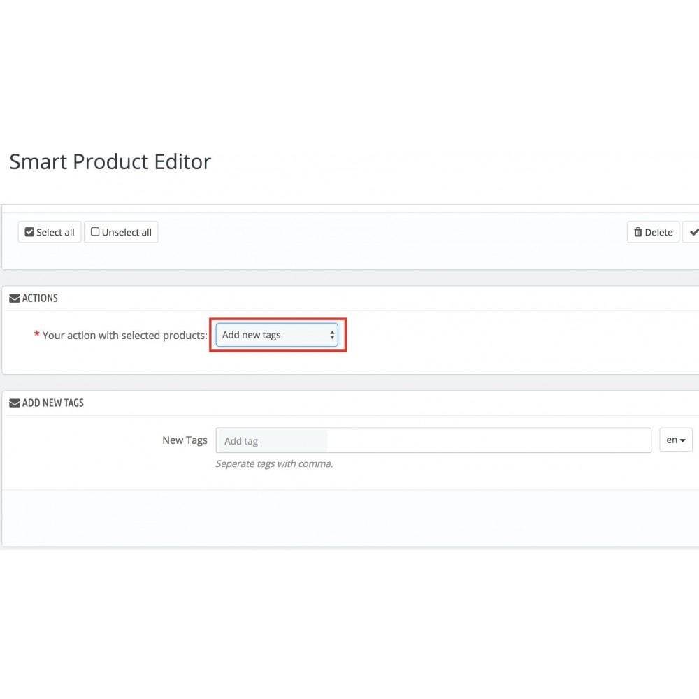 module - Быстрое & массовое редактирование - Smart Product Editor - 9