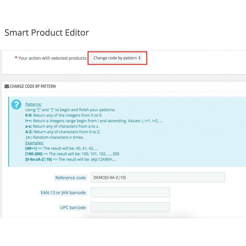 module - Быстрое & массовое редактирование - Smart Product Editor - 11