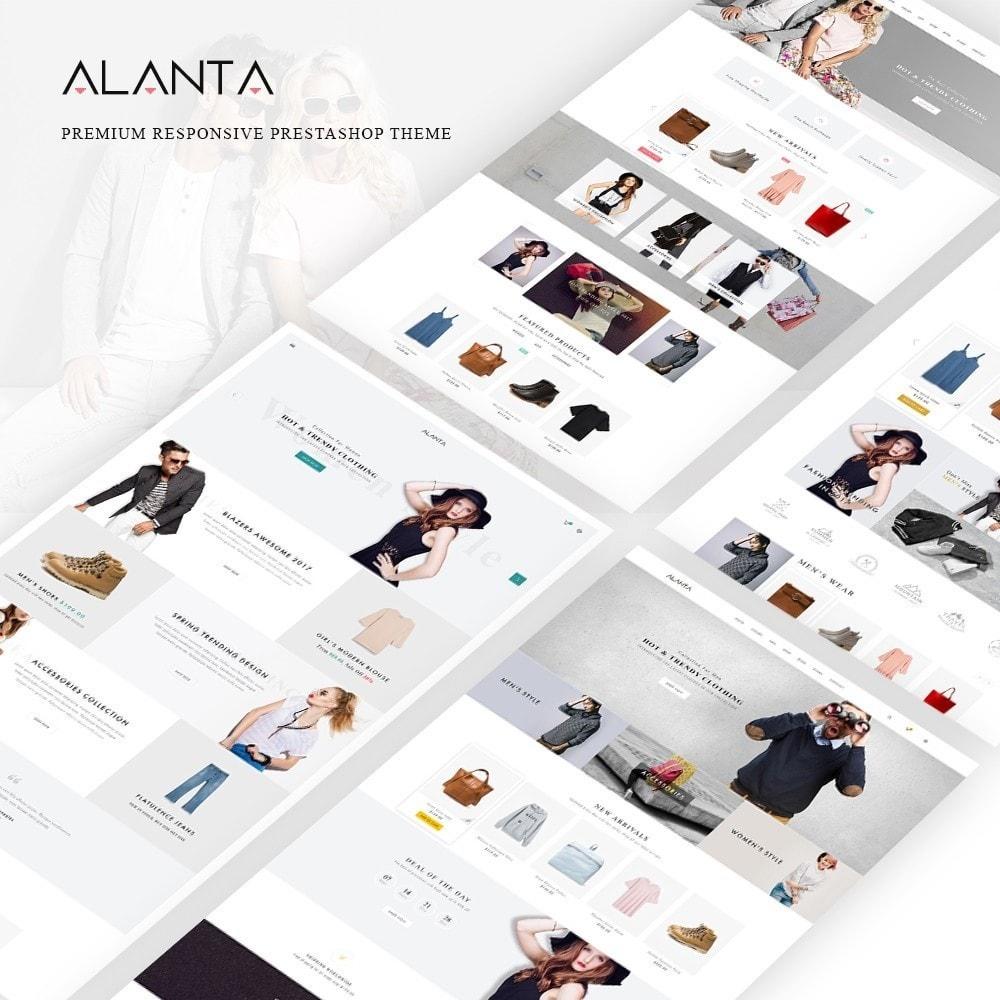 theme - Fashion & Shoes - JMS Alanta - 1