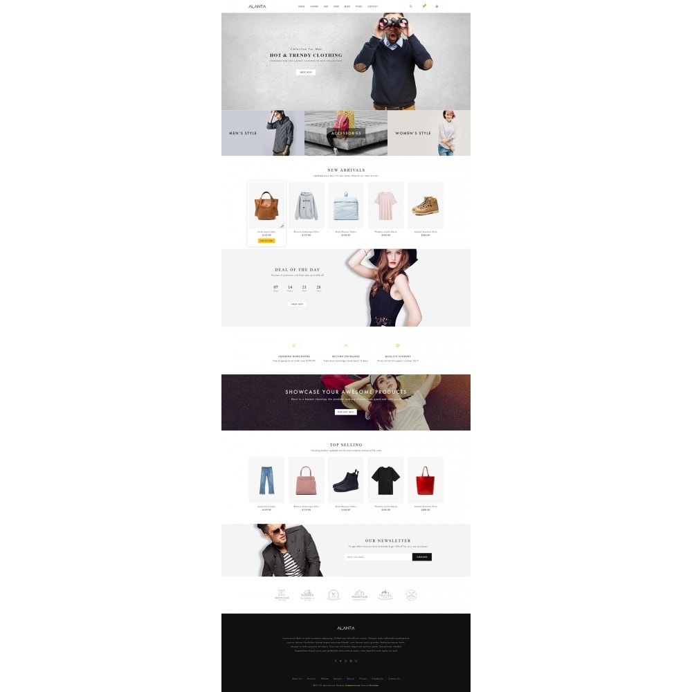 theme - Mode & Schuhe - JMS Alanta - 9