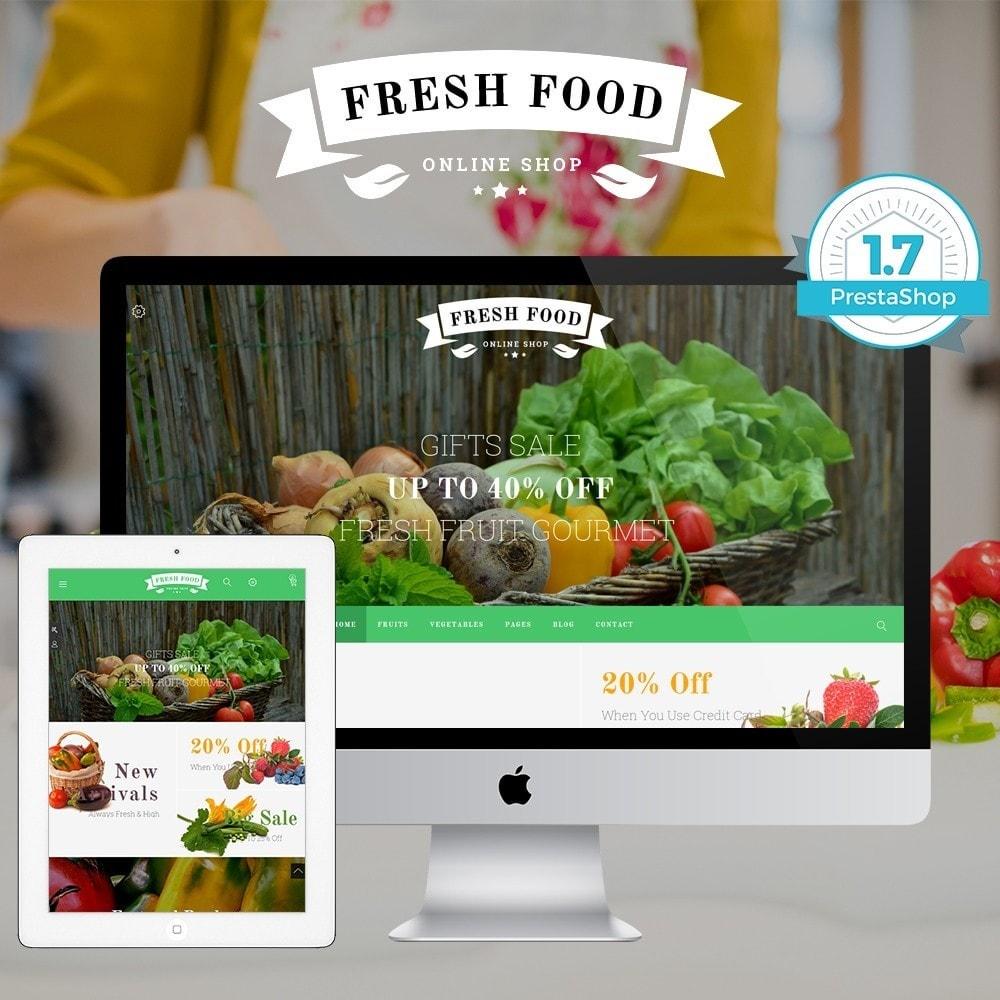 theme - Żywność & Restauracje - JMS FreshFood II - 1