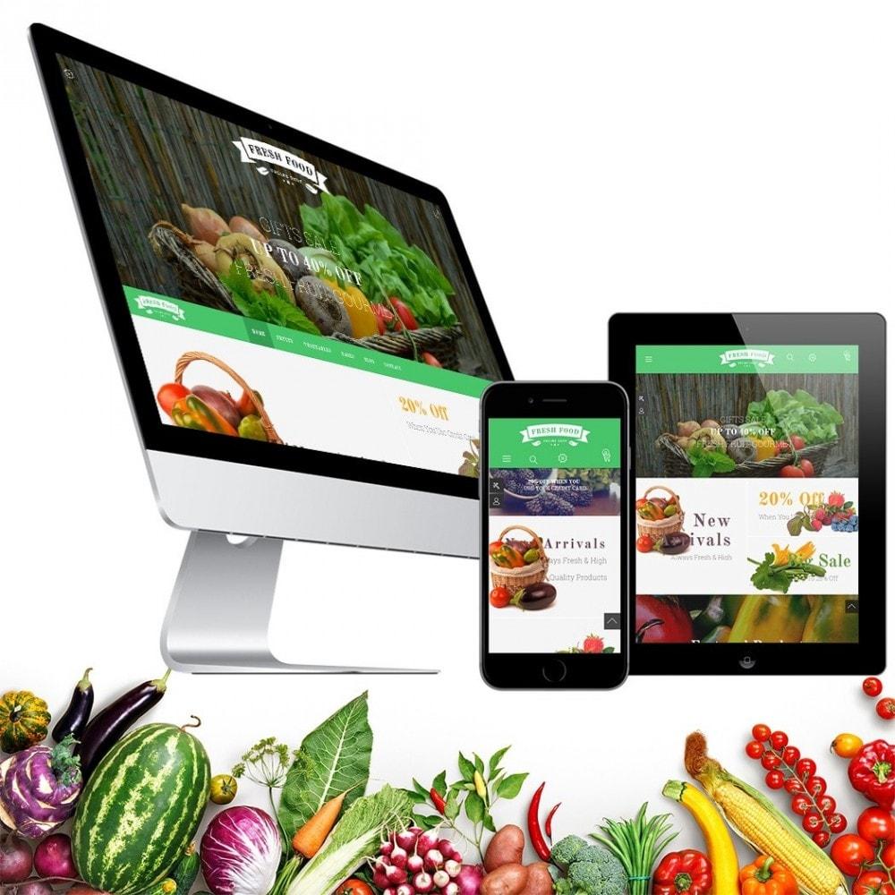 theme - Żywność & Restauracje - JMS FreshFood II - 2