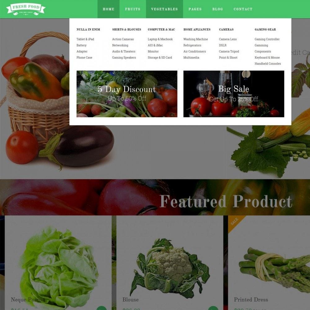 theme - Żywność & Restauracje - JMS FreshFood II - 3