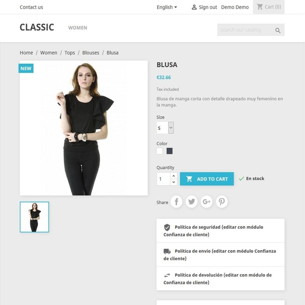 module - Kontaktformular & Umfragen - Block Contact Form Product - 3