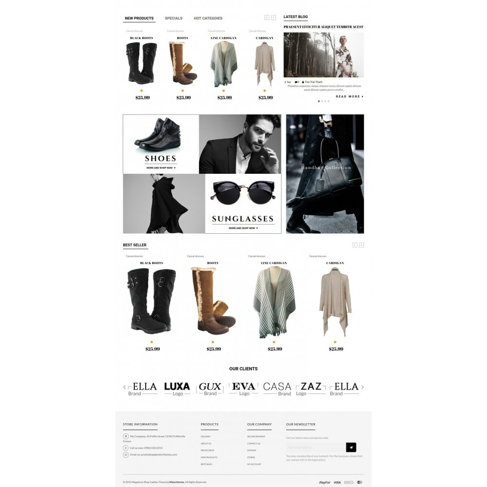 theme - Mode & Chaussures - New Style Fashion Store - 3