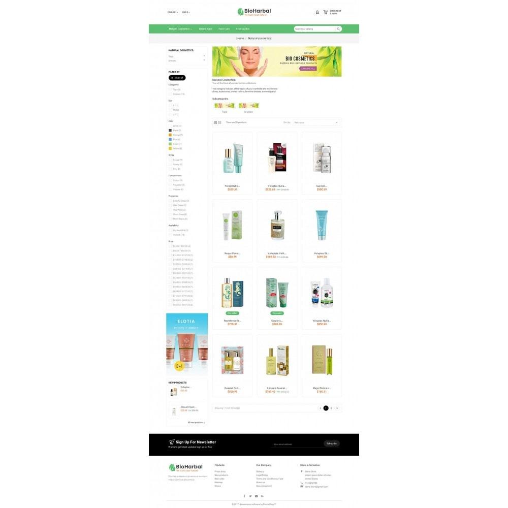 theme - Health & Beauty - Bio Cosmetics Store - 3