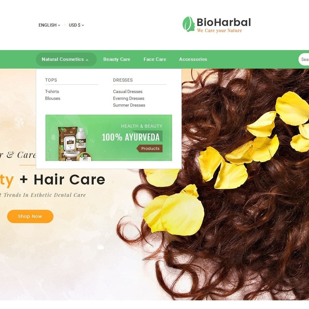 theme - Saúde & Beleza - Bio Cosmetics Store - 9
