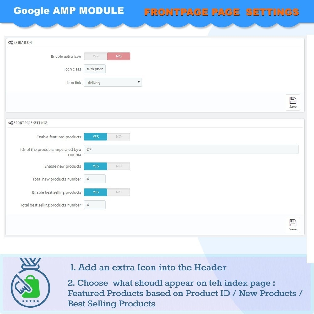 module - Website Performance - PROFESSIONAL AMP PAGES - ACCELERATED MOBILE PAGES - 13