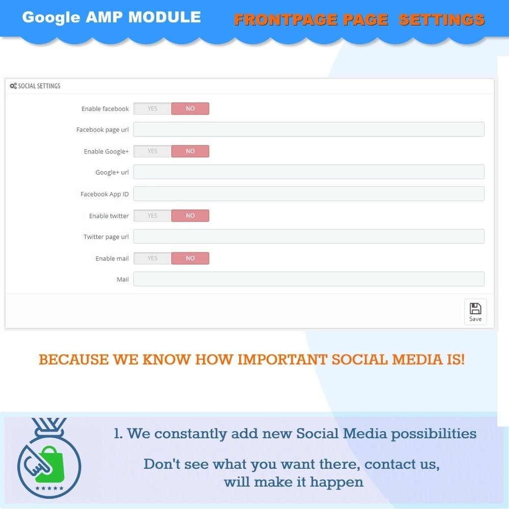 module - Website Performance - PROFESSIONAL AMP PAGES - ACCELERATED MOBILE PAGES - 14