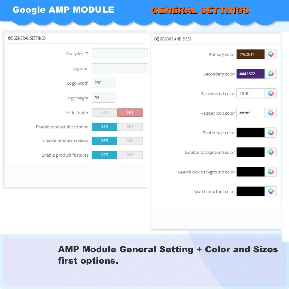 module - Website Performance - PROFESSIONAL AMP PAGES - ACCELERATED MOBILE PAGES - 11