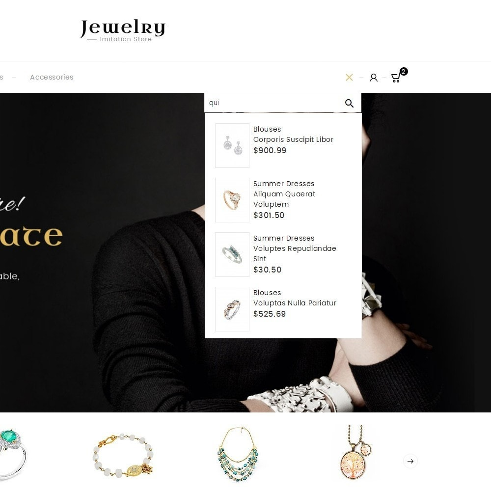theme - Sieraden & Accessoires - Jewelry Store - 10