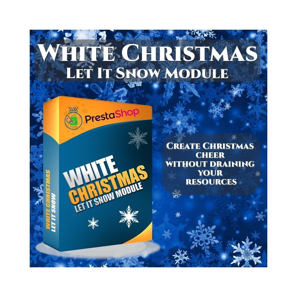module - Personalisering van pagina's - White Christmas - 5