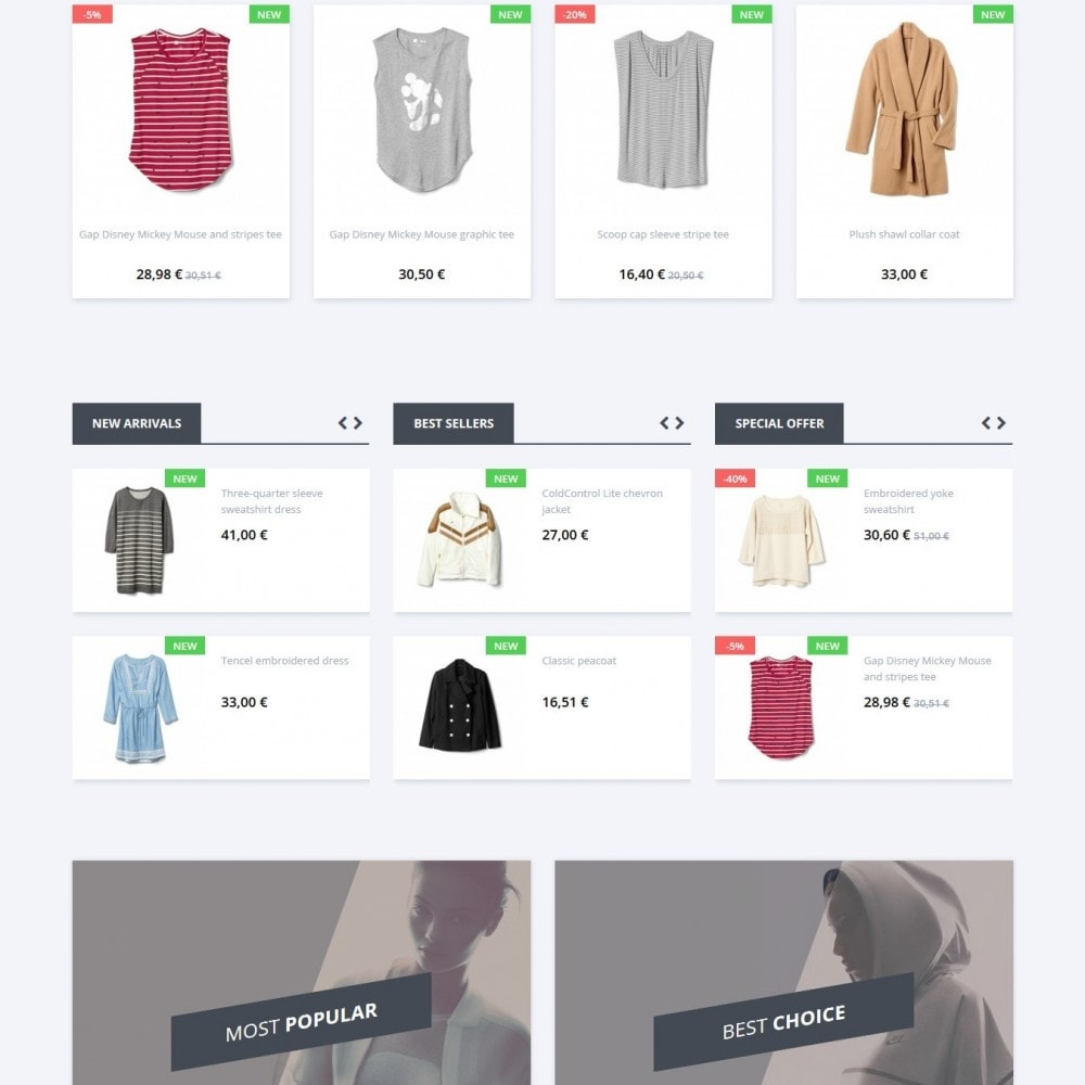 theme - Fashion & Shoes - Carnalitte Fashion Store - 3